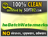 100% Clean certification